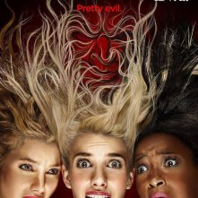 Scream Queens: un pittoresco poster per la prima stagione