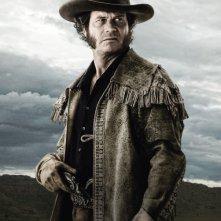 Texas Rising: Bill Paxton in un manifesto per la serie
