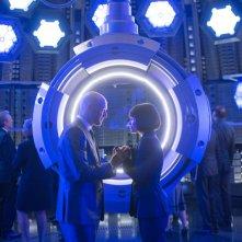 Ant-Man: Corey Stoll ed Evangeline Lilly in un momento di romanticismo
