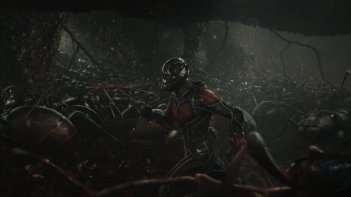 Ant-Man: Paul Rudd in fuga tra le formiche