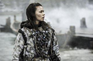 Il trono di spade: Birgitte Hjort Sørensen nell'episodio Aspra dimora