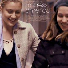 Locandina di Mistress America