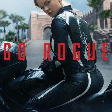 Mission: Impossible - Rogue Nation: Rebecca Ferguson nel character poster dedicato a Ilsa