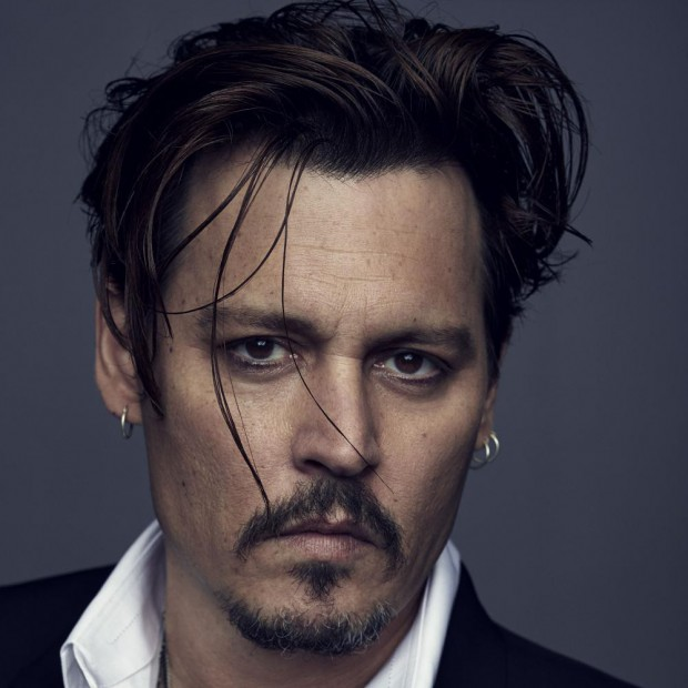 Johnny Depp testimonial per il profumo di Dior (2015)