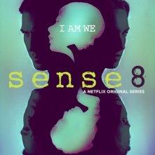 Sense8: la locandina della serie