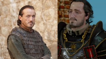 The Wicther 3: Bronn di Game of Thrones?