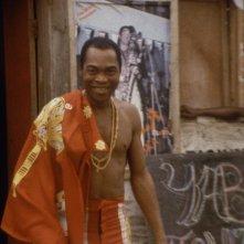 Finding Fela: Fela Kuti, musicista e attivista per i diritti civili, in una foto di repertorio tratta dal documentario