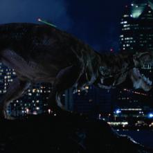 Il mondo perduto: il T-Rex fuori San Diego