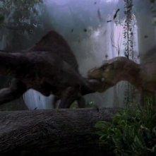 Jurassic Park III: Spinosauro contro T-Rex