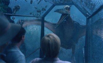 Jurassic Park III: lo Pteranodonte
