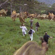 Jurassic Park III: corsa tra Coritosauri
