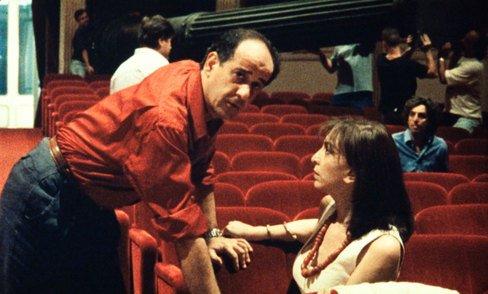 Toni Servillo in Teatro di guerra