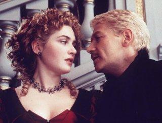 Hamlet: una scena con Kate Winslet e Kenneth Branagh