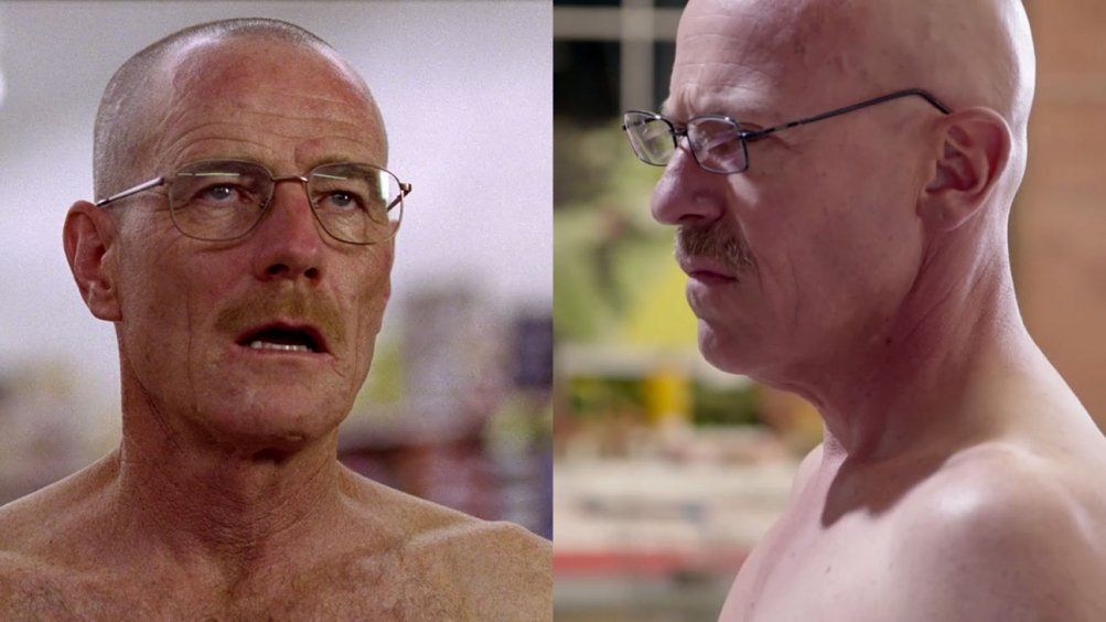 Breaking Bad e Metastasis - il fotoconfronto