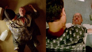 Breaking Bad vs Metastasis - il fotoconfronto