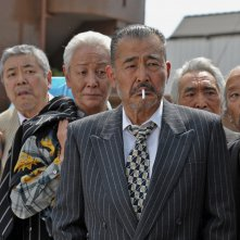 Ryuzo And The Seven Henchmen: una scena del film di Takeshi Kitano