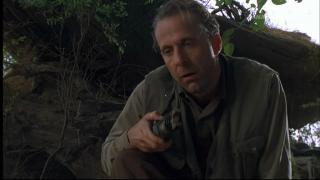 Il mondo perduto - Jurassic Park: Peter Stormare in una scena