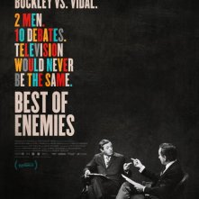Locandina di Best of Enemies