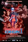 Locandina italiana di Mobile Suit Gundam - The Origin I