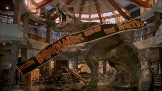 Jurassic Park: il T-Rex irrompe nel Centro visitatori