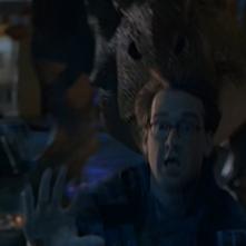 Il mondo perduto - Jurassic Park: lo sceneggiatore David Koepp fugge dal T-Rex in una scena