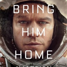 Locandina di The Martian