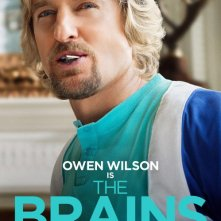 Masterminds: il character poster di Owen Wilson