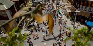 Jurassic World: l'attacco dei rettili alati