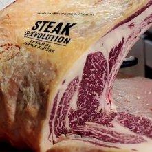Steak (R)evolution: il taglio della bisteccha in un'immagine del film