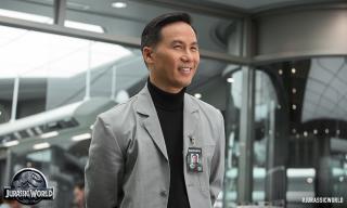 Jurassic World: BD Wong è il dottor Wu