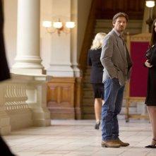 La regola del gioco: Jeremy Renner e Paz Vega in un'immagine tratta dal film
