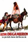 Locandina di L'ultimo Decameron - Le più belle donne del Boccaccio