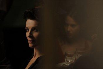 L'attesa: Juliette Binoche in una scena del film