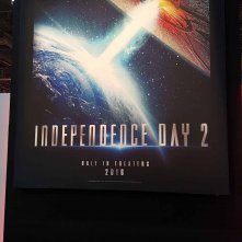 Independence Day 2: un'immagine del teaser poster pubblicata da Comingsoon.net
