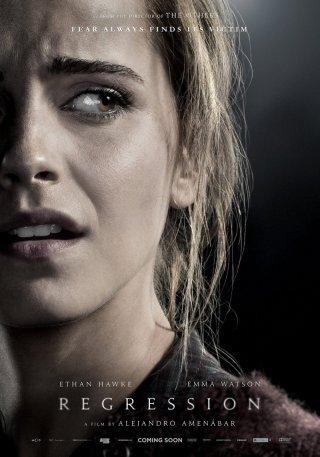 Regression: Il character poster di Emma Watson