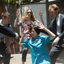 Sense8: Doona Bae in un'immagine tratta dalla serie