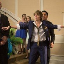 Fuga in tacchi a spillo: Reese Whiterspoon in versione maschiaccio in una scena della commedia action