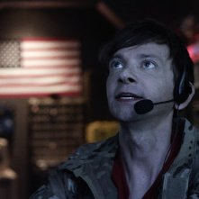 Z Nation: DJ Qualls in una scena di Fracking Zombies