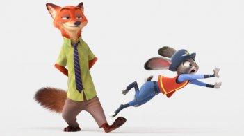 Zootopia: i due protagonisti del film