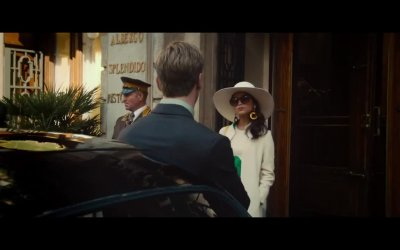 Trailer UK - The Man from U.N.C.L.E.