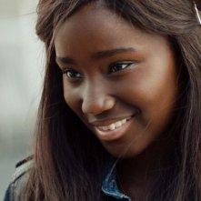 Diamante nero: Karidja Touré nei panni di Marieme in un primo piano tratto dal film