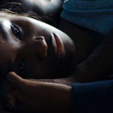 Diamante nero: Karidja Touré in una malinconica scena del film
