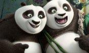 Kung Fu Panda 3: il trailer mostra l'incontro tra Po e Li!