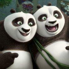Kung Fu Panda 3: Po in un'immagine del nuovo film
