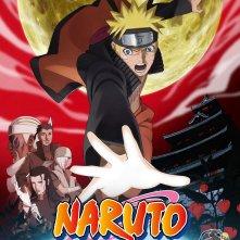 Locandina di Naruto - Il film: La prigione insanguinata