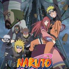 Locandina di Naruto Shippuden - Il film: La torre perduta