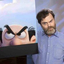 Get Smurfy: Rainn Wilson è la voce di Gargamella