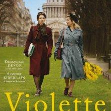 Locandina di Violette