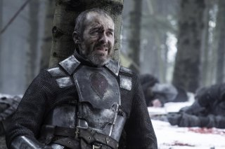 Il trono di spade: Stephen Dillane nel season finale intitolato Mother's Mercy