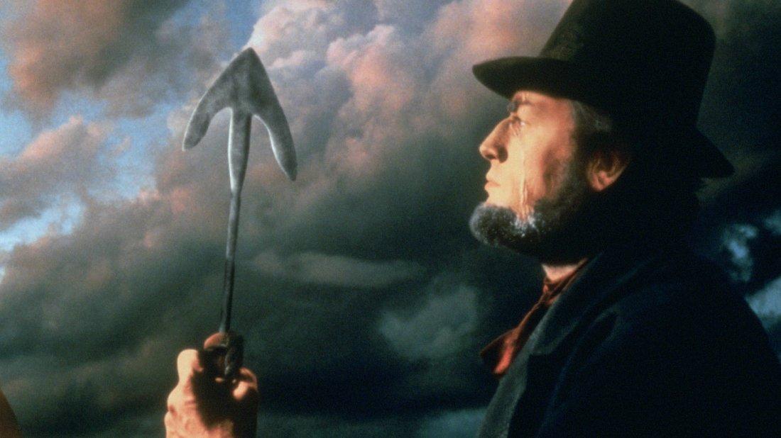 Gregory Peck In Moby Dick Di John Houston 1956
